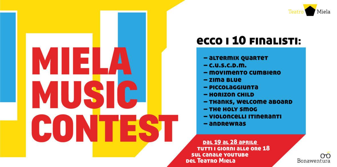 MielaMusicContest_Finalisti web header